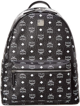 MCM Stark Medium Visetos Backpack