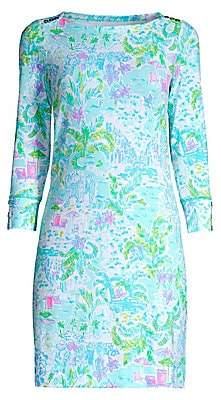 Lilly Pulitzer Women's UPF 50+ Sophie Print Sheath Dress
