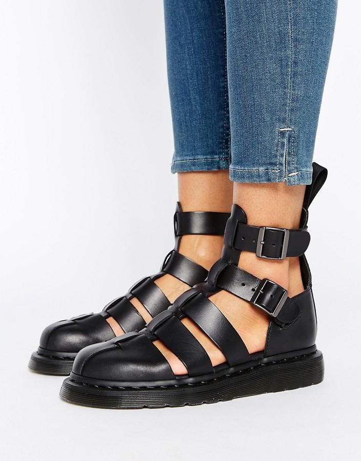 Dr. MartensDr Martens Shore Reinvented Gladiator Geraldo Ankle Strap Sandals