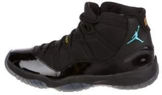 Nike Jordan 11 Retro Gamma Blue Sneakers