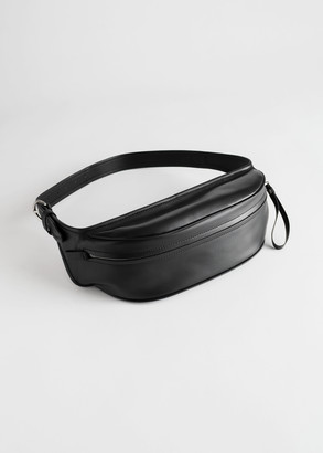 And other stories Soft Leather Belt Bag