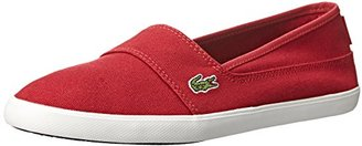 Lacoste Women's Marice LCR Fashion Sneaker $64.95 thestylecure.com