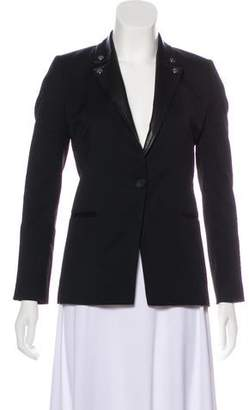 The Kooples Structured Wool Blazer