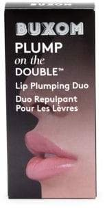 Buxom Plump On The Double Two-Piece Lip Plumping Set