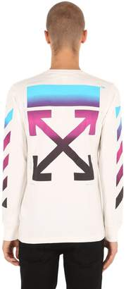 Off-White Gradient Arrows Jersey T-Shirt