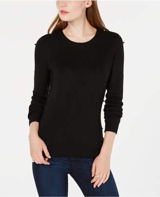 Maison Jules Embellished Sweater