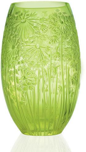 Lalique Bucholic Vases
