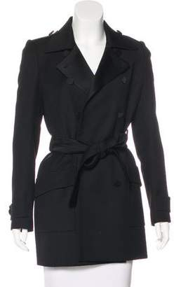 Pallas Wool Short Coat