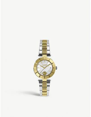 Versus SP77250018 Logo gold-plated stainless steel watch