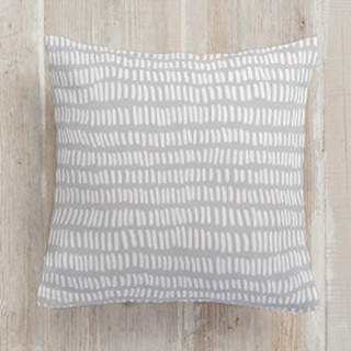 Division Square Pillow