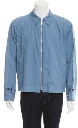 Burberry Reversible Zip-Up Jacket