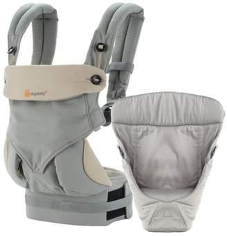 ERGObaby 'Four Position 360 - Bundle of Joy' Baby Carrier & Infant Insert