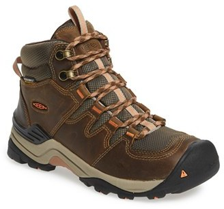 Women's Keen 'Gypsum Ii Mid' Waterproof Hiking Boot $149.95 thestylecure.com
