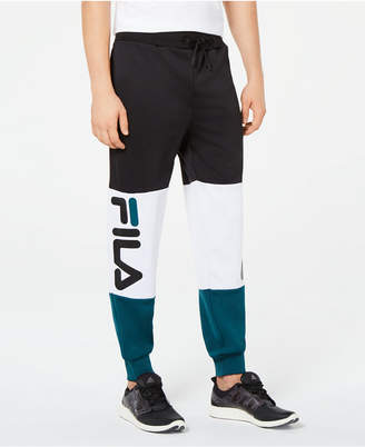 Fila Men's Kennedy Colorblocked Joggers