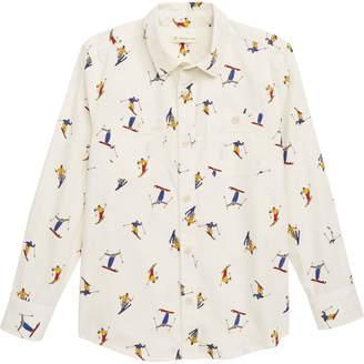 Tucker + Tate Winter Print Woven Shirt