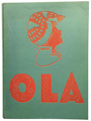 One Kings Lane Vintage Ola - 1932 1st Ed.