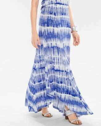 Tie-Dye Maxi Skirt