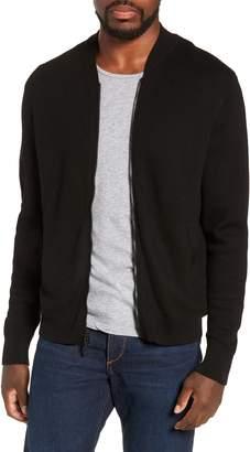 Rag & Bone Orwell Slim Fit Wool Bomber Jacket