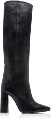 Paris Texas Acapulco Leather Knee Boots