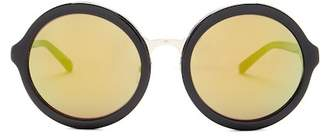 3.1 Phillip Lim Women's Round Sunglasses