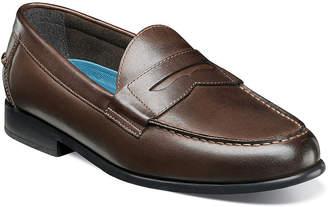 37f1f72eda7 Nunn Bush Drexel Mens Moc Toe Dress Penny Loafer Shoes