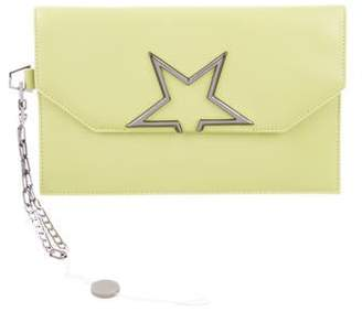 Golden Goose Leather Wristlet Clutch