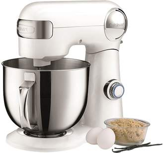 Cuisinart Precision Master Stand Mixer 6-Piece Set, White