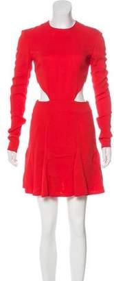 Rachel Zoe Long Sleeve Mini Dress