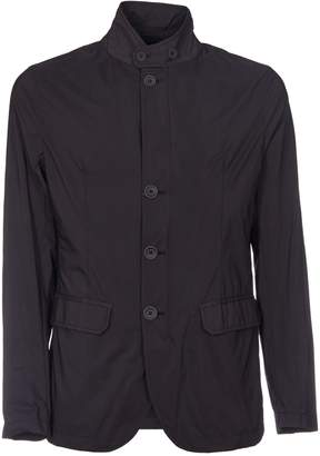 Herno Mandarin-collar Blazer