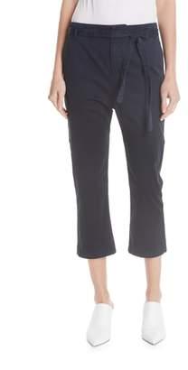 Joie Demarius Stretch Cotton Crop Pants