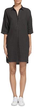 Whistles Linen Lola Dress $239 thestylecure.com