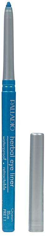 Palladio Retractable Waterproof Eyeliner Ocean Blue