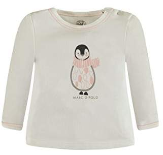 Marc O'Polo Marc O' Polo Kids Baby T-Shirt 1/1 Arm (Snow White 1050)