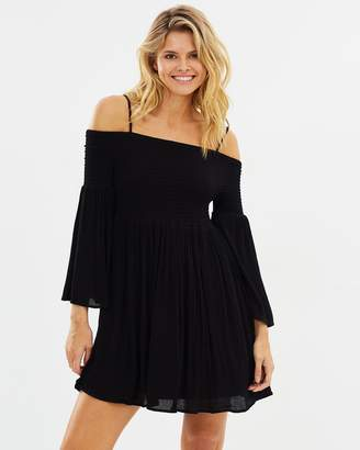 Sass Sofi Shirred Bust Dress
