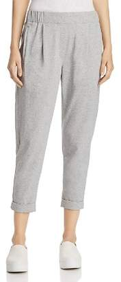 Eileen Fisher Petites Cropped Jogger Pants