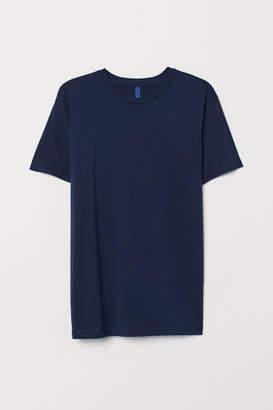 H&M Cotton T-shirt - Blue