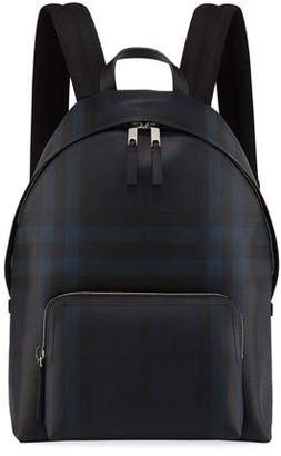 Burberry Men's Abbeydale Check Backpack