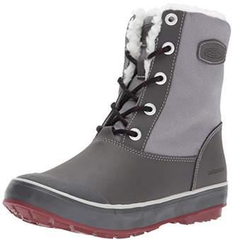 Keen Women's elsa Boot wp-w Snow