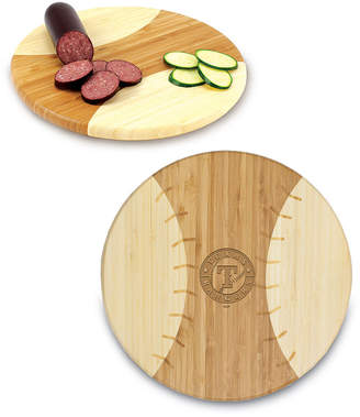 Picnic Time Texas Rangers Engraved Cutting Board