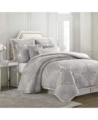 Charisma Edienne 4-Pc. Jacquard King Comforter Set