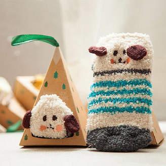 JJ Park Baby Animal Socks