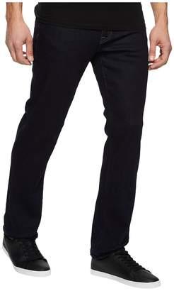 Agave Denim Classic Fit Denim Fleece in Indigo Men's Jeans
