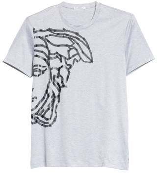 Versace Medusa Tape Graphic T-Shirt