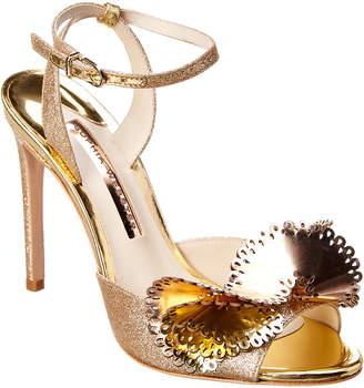 Sophia Webster Soleil Leather Sandal