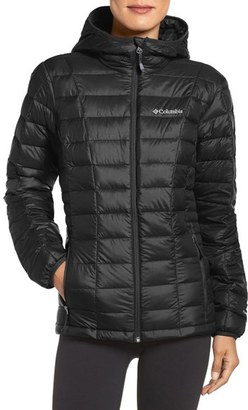 Women's Columbia Voodoo Falls 590 Turbodown(TM) Down Jacket $165 thestylecure.com