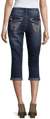 A.N.A Wing Pocket Flap Capri Capris