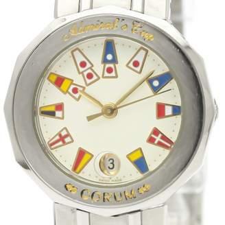 Corum Admiral's Cup Ecru Steel Watches