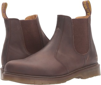 Dr. Martens - 2976 Chelsea Boot Lace-up Boots $135 thestylecure.com