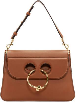 J.W.Anderson Tan Medium Pierce Bag