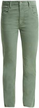 Etoile Isabel Marant Aliff stretch cotton-blend corduroy trousers